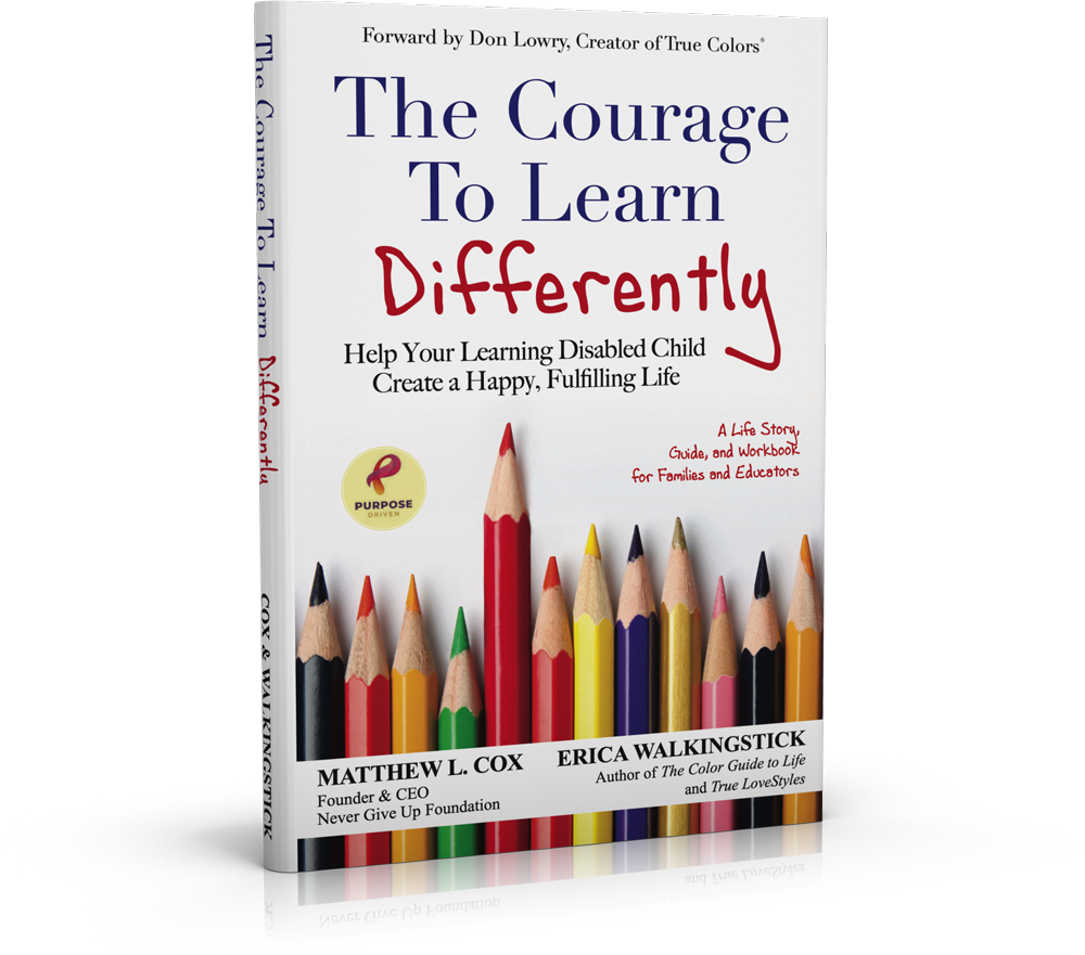 The Courage To Learn Differently​