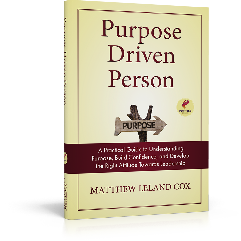 Purpose Driven Person